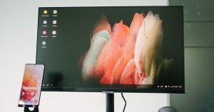 Màn hình thông minh mới của Samsung có thể hoạt động độc lập không cần máy tính, giá từ 7 triệu đồng
