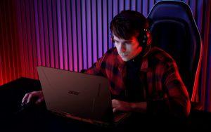 Acer nâng cấp laptop gaming Nitro 5 với diện mạo mới, sử dụng vi xử lý Intel Core thế hệ thứ 11