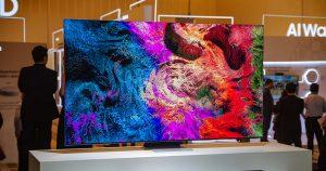 """chính thức ra mắt toàn """"hàng khủng"""" gia dụng, từ TV MICRO LED cho đến máy giặt AI"""